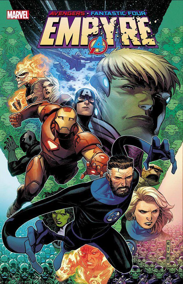 Avengers Fantastic Four Empyre Reading Order Checklist In 2020 Fantastic Four Comics Marvel Comics