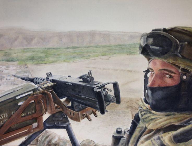 Oil on Canvas by Caroline McGregor