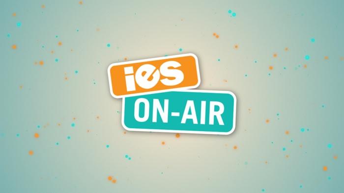 Logo ies on air