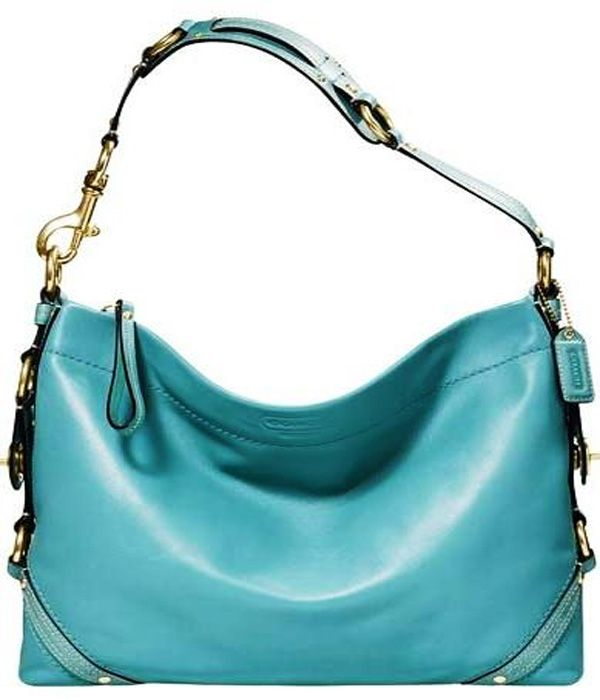 Blue Coloured Ladies Purse 2015