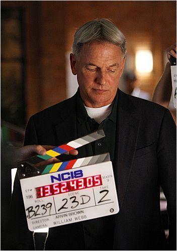 NCIS : Enquêtes spéciales : photo Mark Harmon