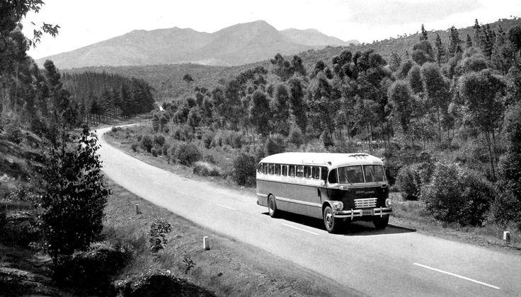 An S.A.R. Coach Near Elgin, Cape Province | by HiltonT