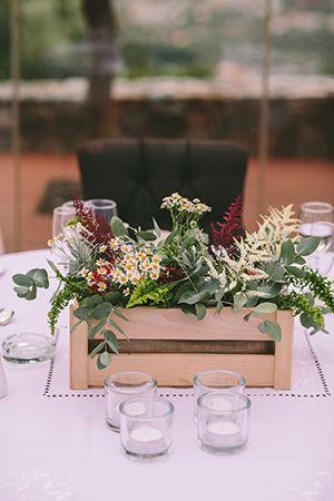 Chic eco-friendly wedding | Eleni & Spyros  See more on Love4Wed  http://www.love4wed.com/chic-eco-friendly-wedding/