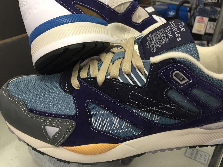 ... grid 9000 x sneaker freaker Saucony Jazz Reebok Ventilator x Garbstore  ... e58f48522a