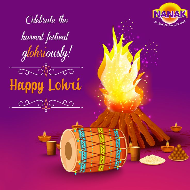 Celebrate this Lohri in the company of good food shared and cherish the time spent with family! #Lohri #Celebrate #Food