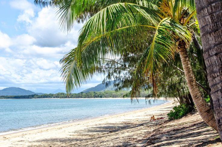 Are you spending time at the beach when you're on holidays? Cairns has some of the best beaches in the world...proven fact!