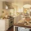 Kitchens .com - Country Kitchen Photos - Oversized Kitchen Island