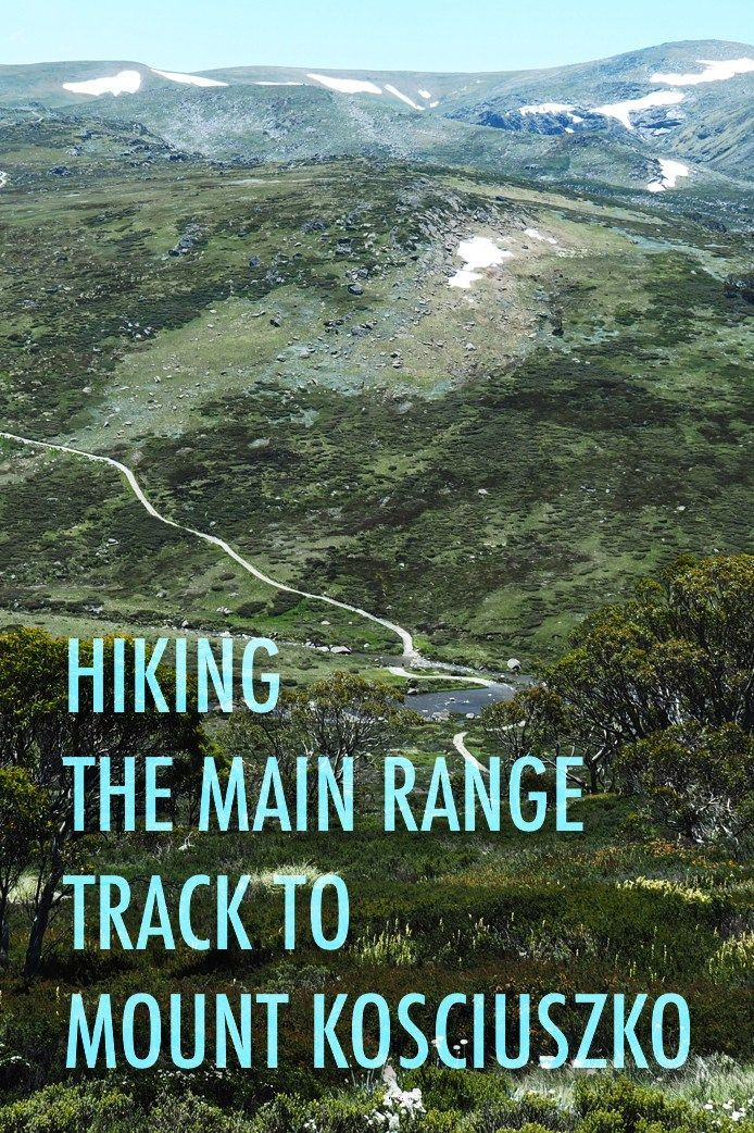 We recently hiked the amazing Main Range track, up to the summit of Mount Kosciuszko, Australia's highest mountain. Discover what you need to know before hiking this hike yourself.