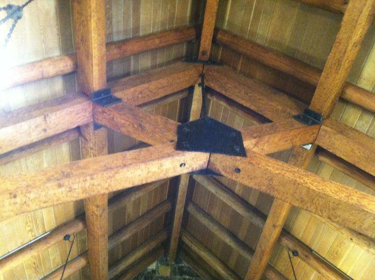 Rafter truss detail