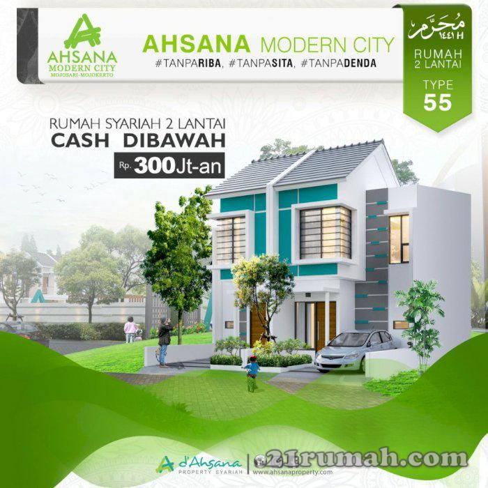 Ahsana Modern City Mojosari Mojokerto Modern City Modern City