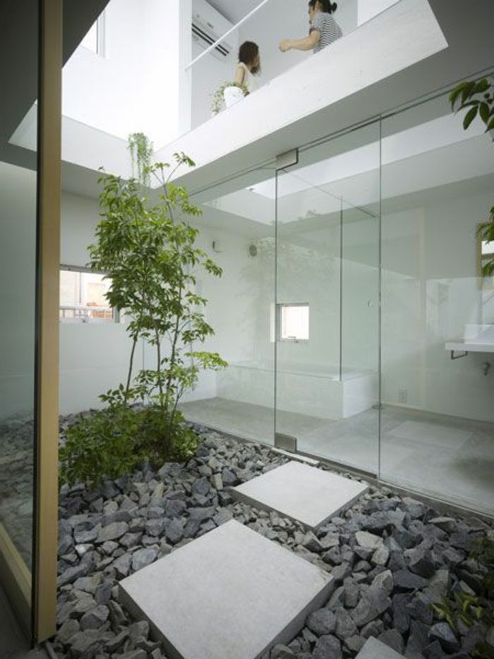 Emejing Salle De Bain Inspiration Asiatique Photos - Amazing House ...