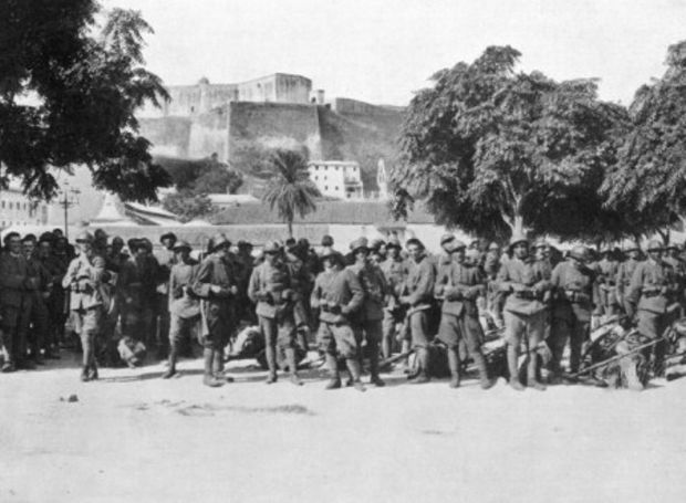 H Κατάληψη της Κέρκυρας από τη φασιστική Ιταλία