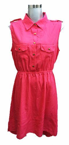 Vestido talla mediana $280