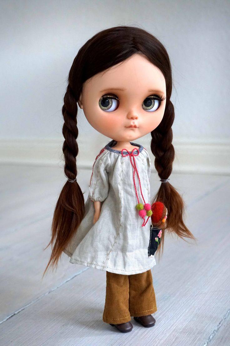 https://flic.kr/p/JdjXjr   Allow me to introduce : my newest custom girl <3
