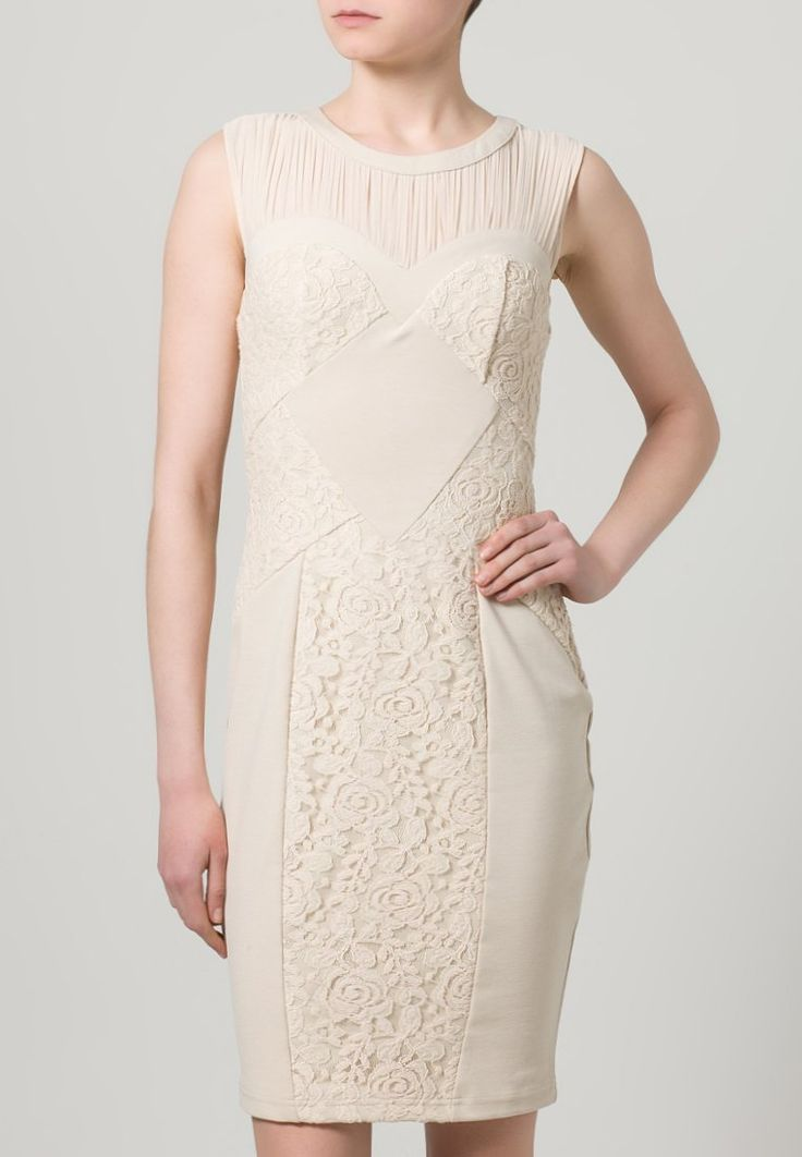 Deze met jurk met kanten detail is een echte aanrader! Shop hier vanaf: € 55,96