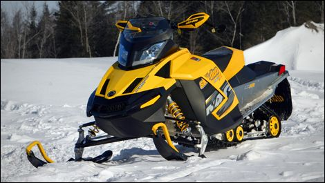 Snowmobile......invented by Joseph-Armand Bombardier in 1922