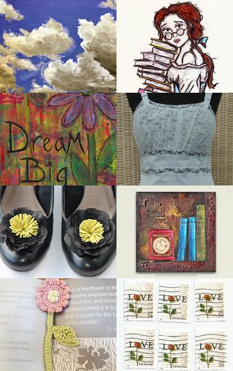 Belle's Collectibles  by Little Enith and Sons on Etsy--Pinned with…