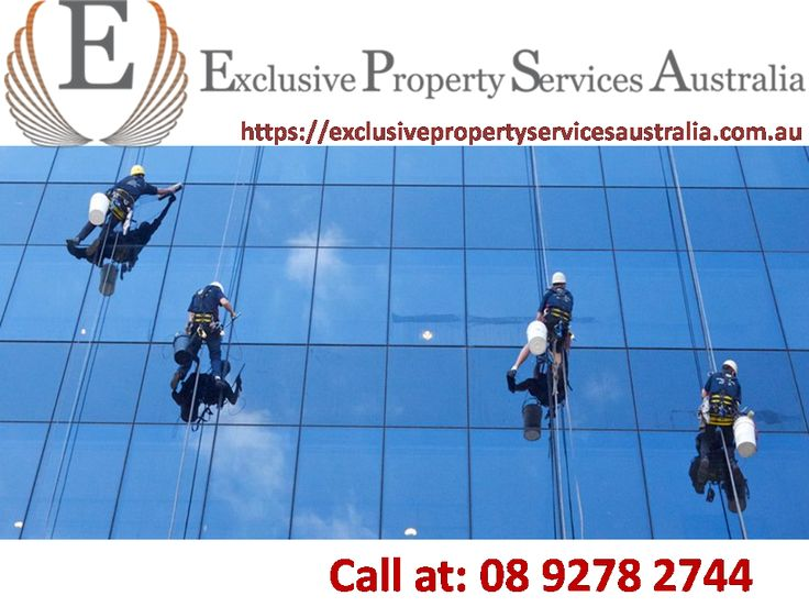 Exclusive Property Services Australia, we do not simply provide conventional cleaning services, we ensure the purity of your surroundings by tailoring our process to meet your individual needs.