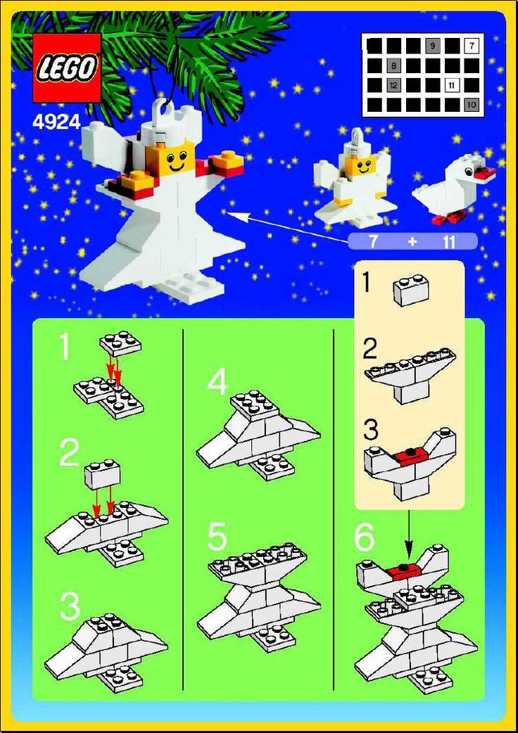Creator - Advent Calendar [Lego 4924]