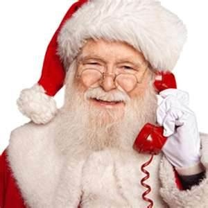 When The Kids Are Bored: Get a FREE call from Santa!