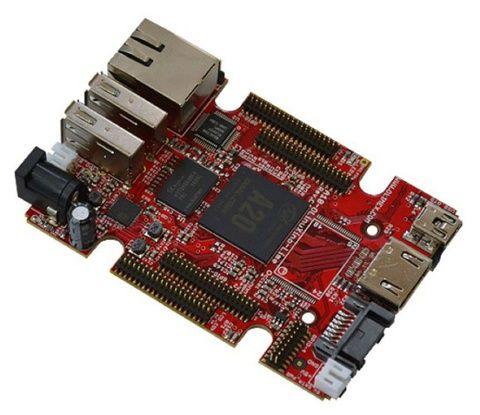 Las mejores alternativas a Raspberry Pi, algunas aún más baratas. Foto A20-OLinuXino-LIME. [18/09/15]