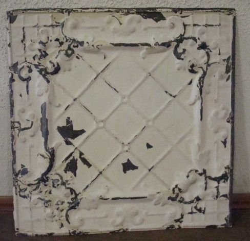Decorative Tin Backsplash Tiles Inspiration 74 Best Tin Tiles Images On Pinterest  Tin Tiles Tin Ceilings Inspiration Design