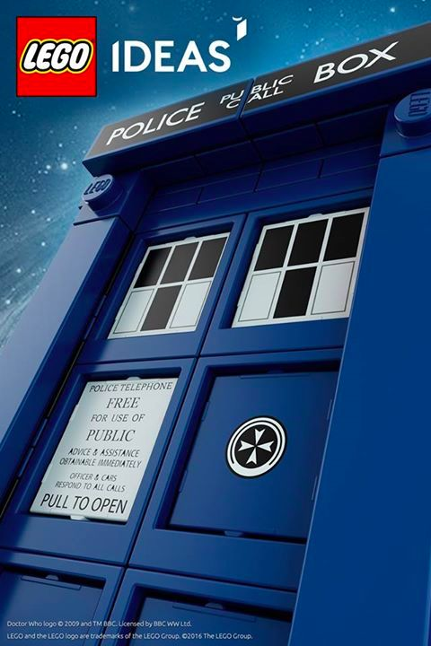 OMG: New Details About the Doctor Who Lego Set Are Out!