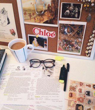 Организация рабочего стола помогает сосредоточится на выполнении домашнего задания )