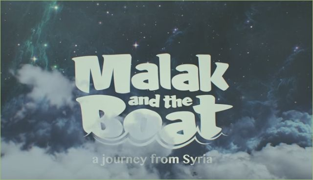 Crea y aprende con Laura: Malak and the boat #Cortometraje #ChildrenofSyria ...
