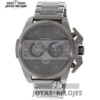 ⬆️😍✅ Diesel dz4362 😍⬆️✅ Fantástico ejemplar perteneciente a la Colección de RELOJES DIESEL ➡️ PRECIO 157 € Lo puedes comprar en 😍 https://www.joyasyrelojesonline.es/producto/diesel-hombre-reloj-de-pulsera-ironside-analogico-de-cuarzo-acero-inoxidable-dz4362/ 😍 ¡¡Ofertas Limitadas!! #Relojes #RelojesDiesel #Diesel