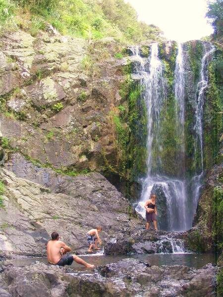 Piroa Falls Walk