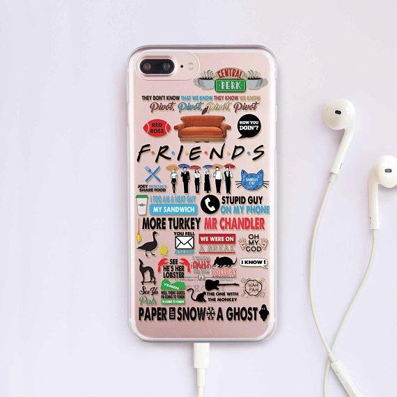 newest 28884 06189 Friends iPhone 7 Case iPhone 6 Case iPhone 6S Case TV Show Samsung ...