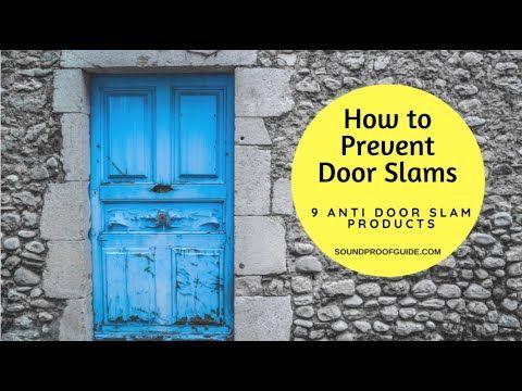 Pin On Door Slam