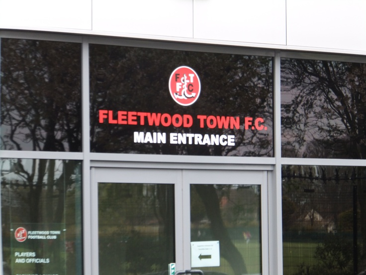 A visit to Fleetwood Town FC