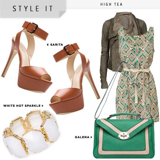 High Tea outfit!