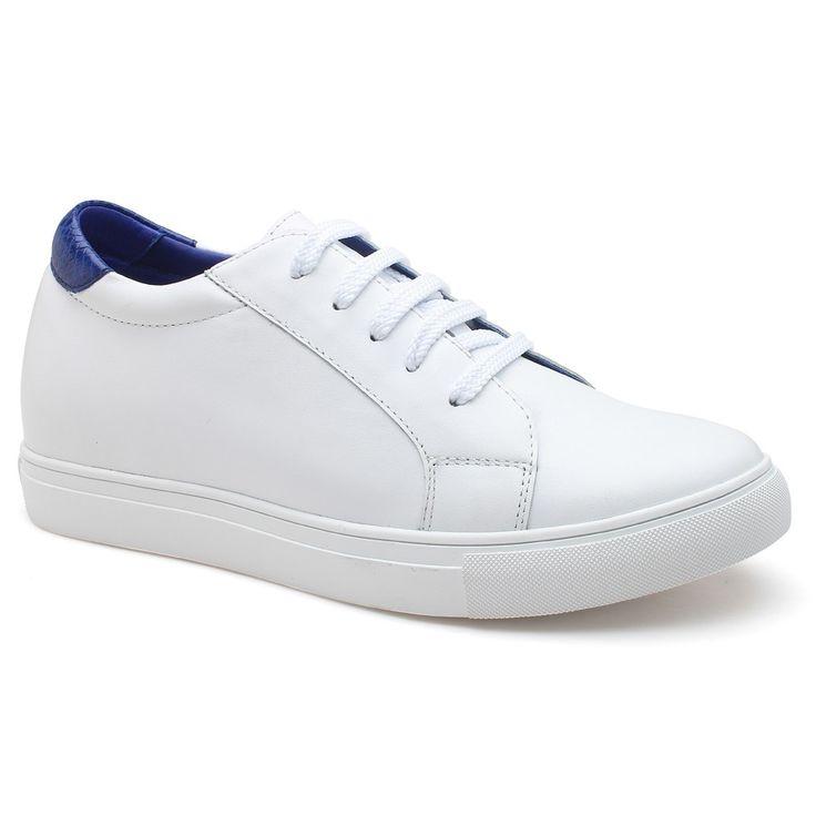 scarpe con rialzo sneakers con rialzo interno sneakers con zeppa scarpe da tennis 6 CM Prezzo: € 113,23