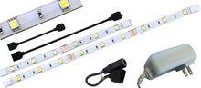 Custom LED Tape Light Kit for Under Cabinet Lighting