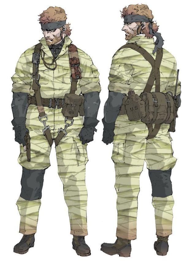 250 best Tactical Espionage Action images on Pinterest | Metal gear ...