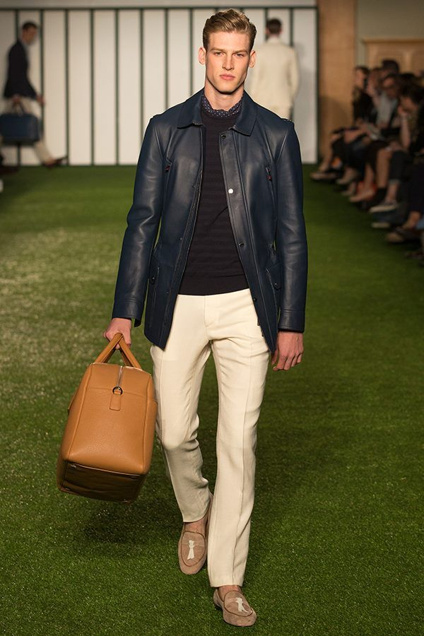 Gentlemen's Sport - My Faves From The Hackett London Summer 2015 Collection