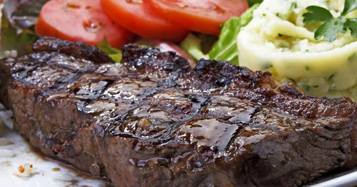 how to cook buffalo steak on stove