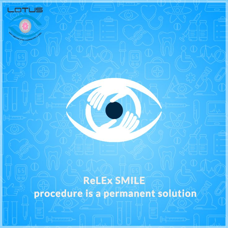Is ReLEx SMILE a permanent solution?  ReLEx SMILE procedure is highly accurate and highly predictable and safe. There is no tissue distortion. When compared to LASIK, ReLEx SMILE results are better.    #Lotus #ReLEx_SMILE #Advanced_Lasik #EyeSurgery