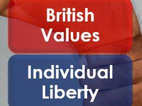 Citizenship: British Values: Individual Liberty