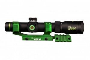 Warne Ramp AR-15 Scope Mount