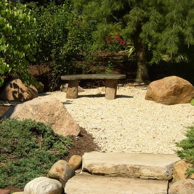 51 best memorial garden park images on pinterest for Japanese meditation garden design