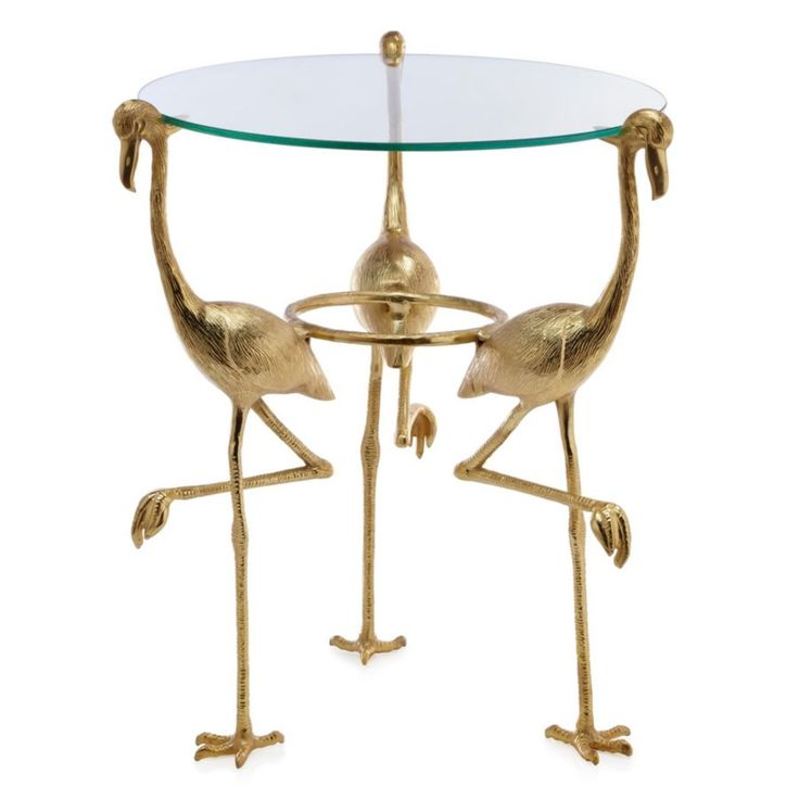 Flamingo Accent Table By Z Gallerie Stylish Home Decor