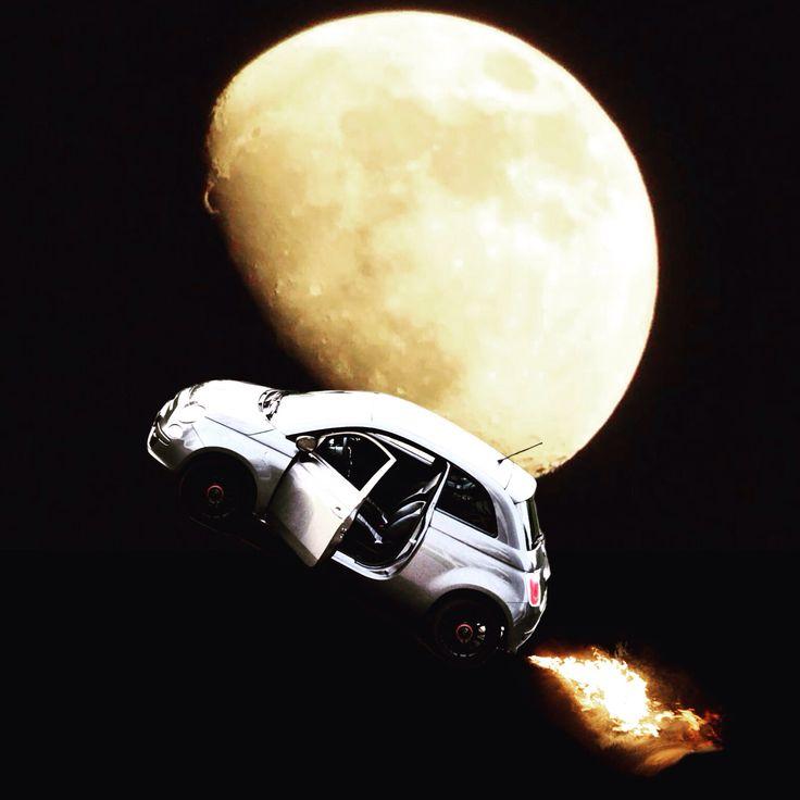 Flying Fiat500