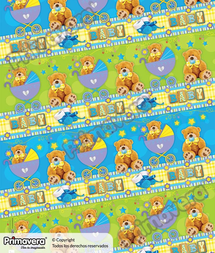 Papel regalo Bebé 1-483-924 http://envoltura.papelesprimavera.com/product/papel-regalo-bebe-1-483-924/