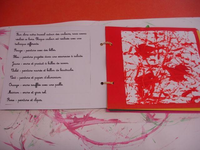Livres des couleurs traces et couleurs adapter avec le loup qui voulait changer de couleur - Peinture qui cache les defauts ...