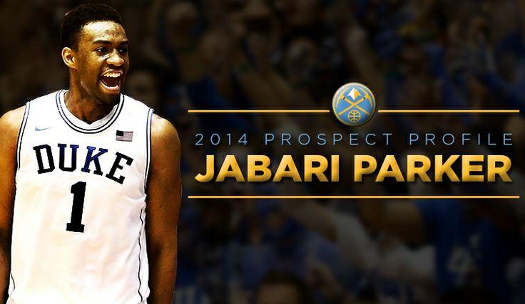 Prospect Profile: Jabari Parker   Denver Nuggets