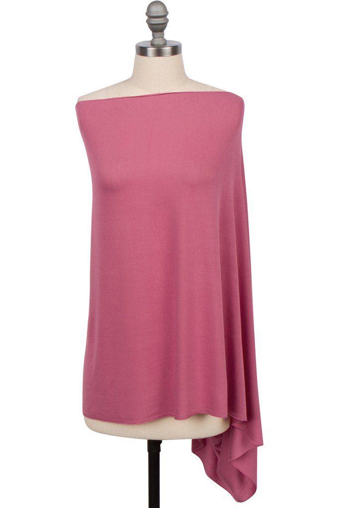 Premium Jersey Hijab - Azalea